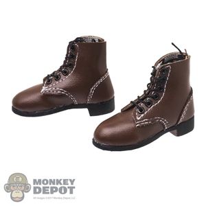 Boots: Royal Best German WWII Ankle Boots