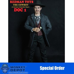 Boxed Figure: Redman The Cowboy Doc 1 (RM-011)