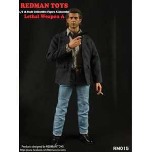 Clothing Set: Redman Lethal Collectible Figure Accessory A (RMT-015A)