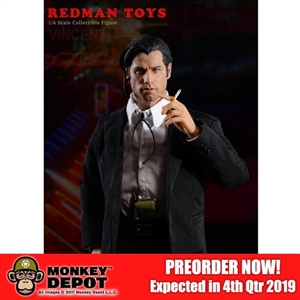 Boxed Figure: Redman Vincent (RMT-039)