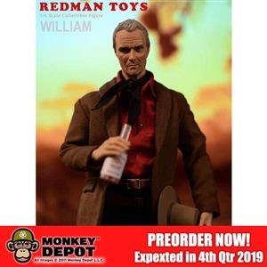 Redman The Cowboy Unforgiven William (RMT-038)