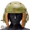Helmet: Redman US Army Tanker Helmet (Weathered)