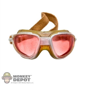 Mask: Redman Red Tint Goggles