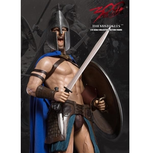 Boxed Figure: Star AceStar Ace 300 Rise of an Empire General Themistokles (SA-0031)
