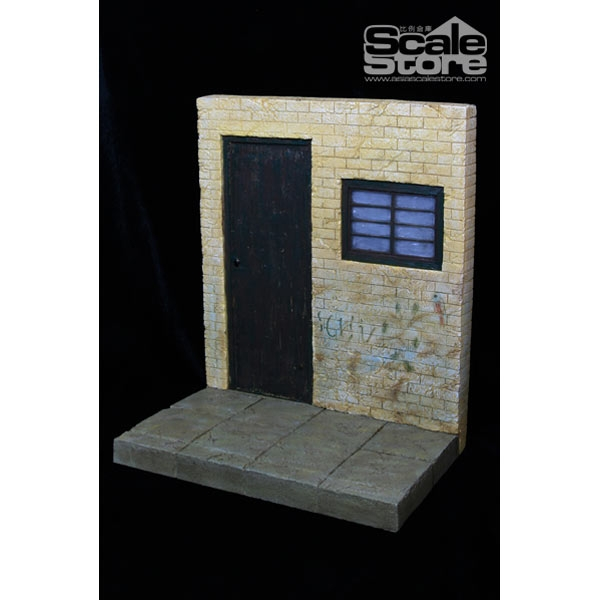 Military Vehicles For Sale >> Monkey Depot - Diorama: Scale Store 1/6 Gate Scene (SCS-S0023)