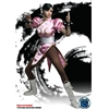 Outfit Set: Super Duck Chinese Martial Art Fighter (Pink) (SUD-SET014B)