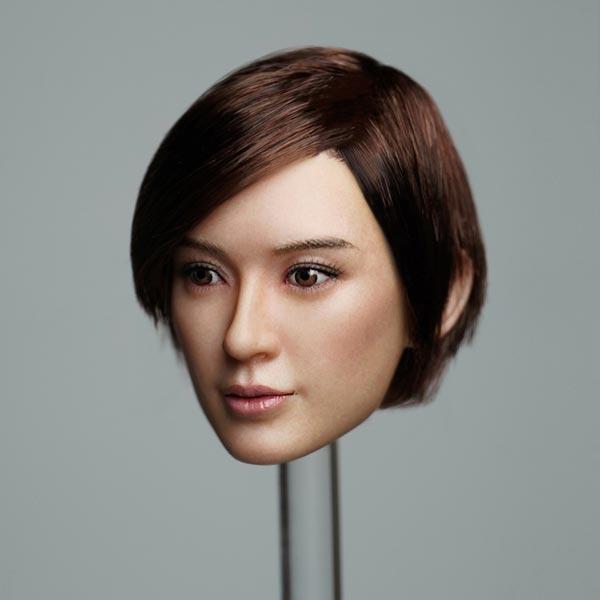 1//6 Super Duck Action Figure Female Head Sculpt SDH013-A For TBLeague Phicen