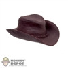 Hat: Super Duck Female Molded Sienna Cowboy Hat