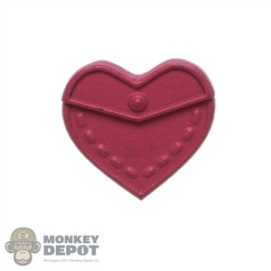 Tool: Super Duck Molded Heart Pouch