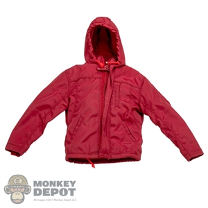 Coat: Special Figures Mens Red Ski Jacket