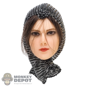 Hood: SGToys Female Chainmail Coif
