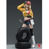 Boxed Figure: Star Man Female Automobile Mechanic (MS-001)