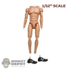 Figure: Soap Studio 1/12th Base Body w/Shoes