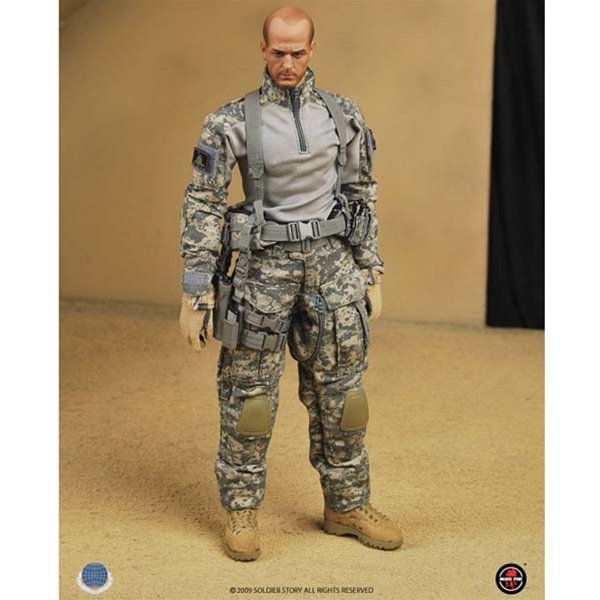 Soldier Story US Army FCS ACU Version (SS-032)