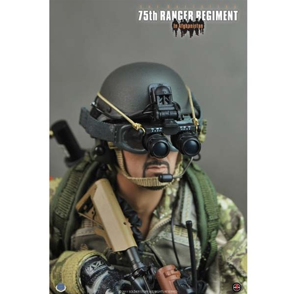 Soldier Story 1//6 Scale US Army 75th Ranger Regiment Shotgun Pouch SS-051