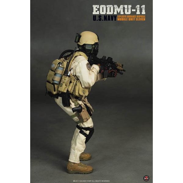 EODMU-11 Glasses 1//6 Scale Soldier Story Action Figures