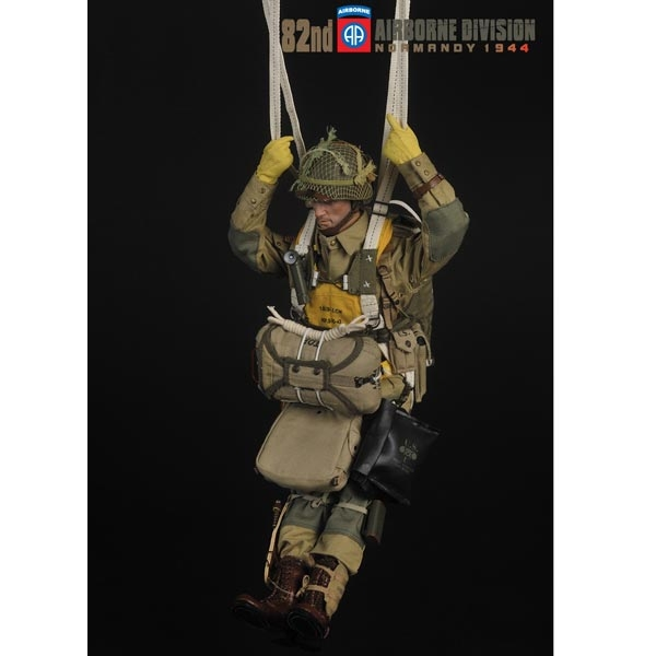 "Soldier Story 82nd Airborne Normandy 12/"" Tool loose 1//6th scale"