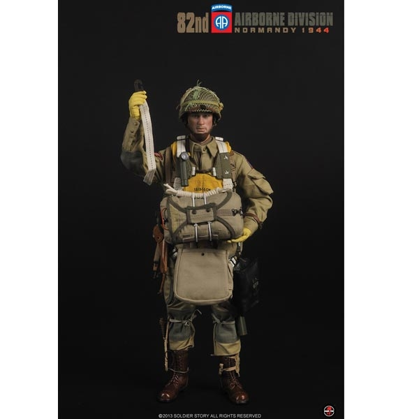monkey depot soldier story 82nd airborne division normandy 1944