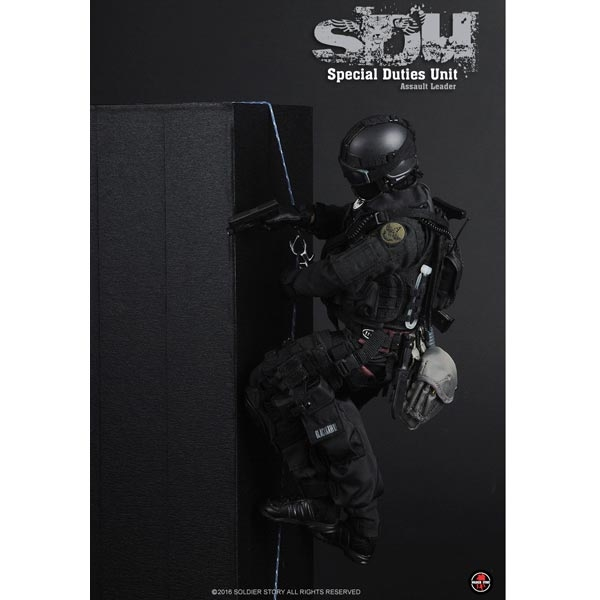 SOLDIER STORY Kneepads SDU ASSAULT LEADER 1//6 ACTION FIGURE TOYS did dam