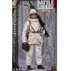 Boxed Figure: Soldier Story US Army 28th Infantry Division Machine Gunner Arden 1944 (SS-111)