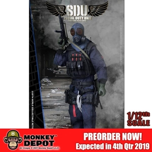 Soldier Story 1/12th HK SDU Assault Team (SSM-002)