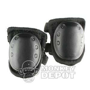 Pads Soldier Story Hatch Type Knee Black