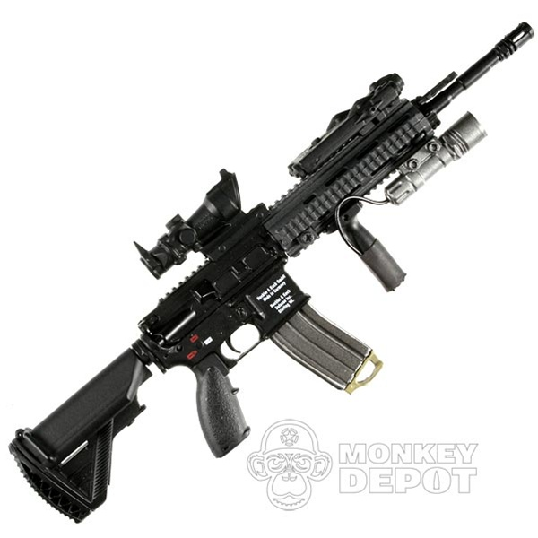Rifle: Soldier Story HK 416