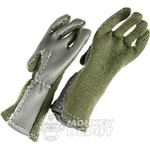 Gloves: Soldier Story Green NOMEX Flight