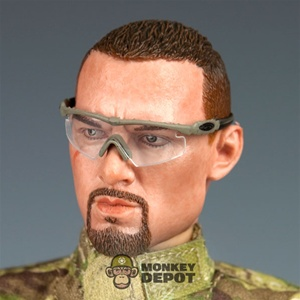 Glasses: Soldier Story Clear