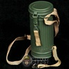 Gas Mask: Soldier Story German WWII Canister Green