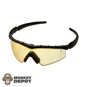Glasses: Soldier Story Yellow Tinted