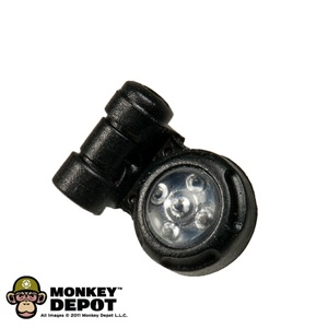 Flashlight: Soldier Story Ionova LED Strobe Black