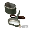 Tool: Soldier Story German WWII Mess Kit (Metal)