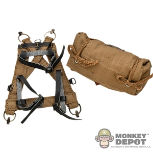Pack: Soldier Story German WWII A Frame w/Bag