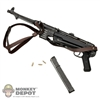 Rifle: Soldier Story German MP40 (Metal w/Metal mags and rounds)