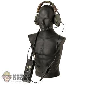 Monkey Depot - Radio: Toys City PRC-148 w/Sordin Headset