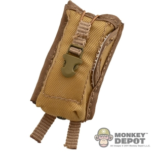 Pouch: Soldier Story MBITR - Tan