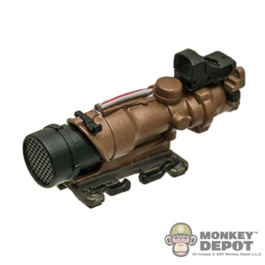 Sight: Soldier Story ACOG w/Red Dot, Killflash