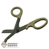 Tool: Soldier Story EMT Shears Green