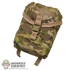 Pouch: Soldier Story 200 Round SAW MOLLE - Multicam