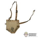 Pouch: Soldier Story US WWII Gas Mask Carrier