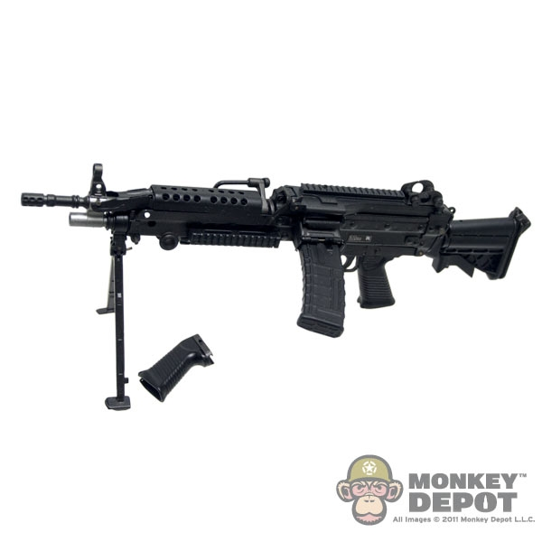 Rifle: Soldier Story M249 SAW Machine Gun