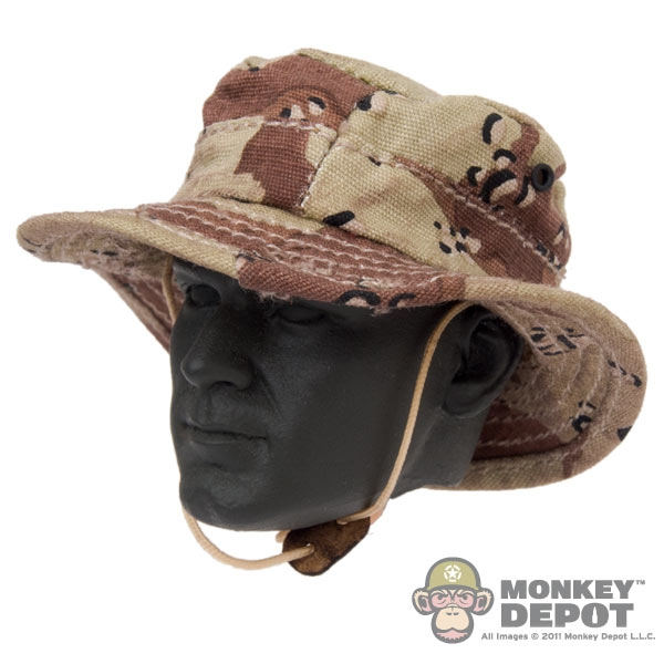 Monkey Depot - Hat  Soldier Story Boonie (Chocolate Chip) 1bc020ac682