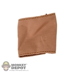 Scarf: Soldier Story Tan Neck Gaiter