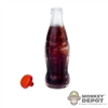 Food: Soldier Story Bottle of Coke Red Cap