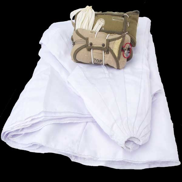 Pack Soldier Story US WWII Parachute w/Canopy + Reserve & Monkey Depot - Pack: Soldier Story US WWII Parachute w/Canopy + ...