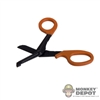 Tool: Soldier Story EMT Shears Orange