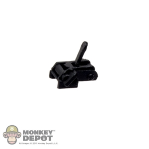 Sight: Soldier Story Rear Folding Sight