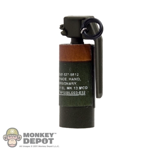 Grenade: Soldier Story MK13 MOD 0 Flash Bang