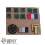 Insignia: Soldier Story French Special Forces Insignia Set